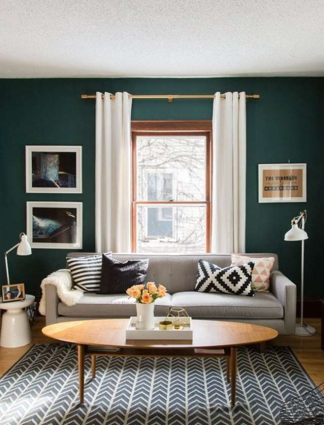 Thoughts On Using Dark Paint Colors In Your Home