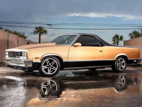 1986 Chevrolet El Camino - Resilient Rocket - Super Chevy Magazine