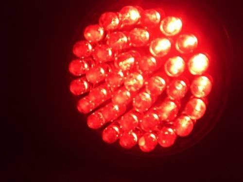 Anti-Aging Red LED Light Therapy 38 LED Bulb for Fine Lines & Wrinkles 660nm BULB ONLY! by Light-Therapy-LED.