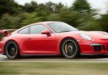 In een echte Porsche 911 rijden? Boek deze belevenis en geef hem cadeau!