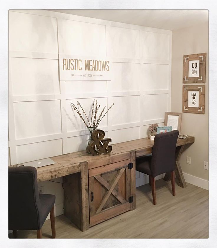 25 Best Ideas About Rustic Desk On Pinterest Reclaimed Wood Desk Wooden Desk And Wood Office