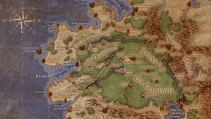 A New Traveller's Guide to Pillars of Eternity - http://www.continue-play.com/feature/a-new-travellers-guide-to-pillars-of-eternity/