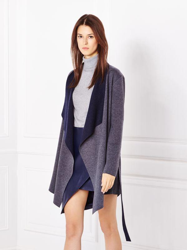 Sweter z wiązaniem, MOHITO