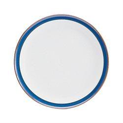 Denby Imperial Blue Dinner Plates 26.5cm 4 Pack  sc 1 st  Pinterest & 9 best Denby Imperial Blue Stoneware Dinnerware images on Pinterest ...