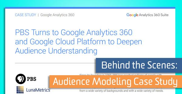 Case Study: Audience Modeling with Google Analytics 360 and Google Cloud Platform http://ift.tt/2eYoms5