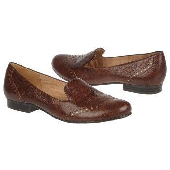 Naturalizer Lerato loafer available in coffee bean, black, inky navy and rusty tan leather
