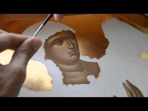 Byzantine Iconography - St. Archangel Michael 05/08
