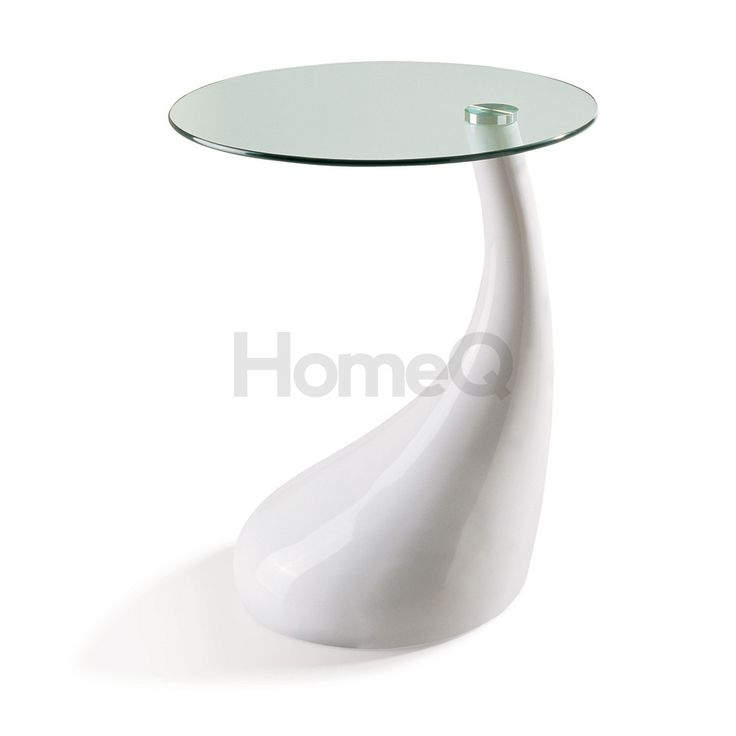 Kugel Fiberglass Side Table Replica