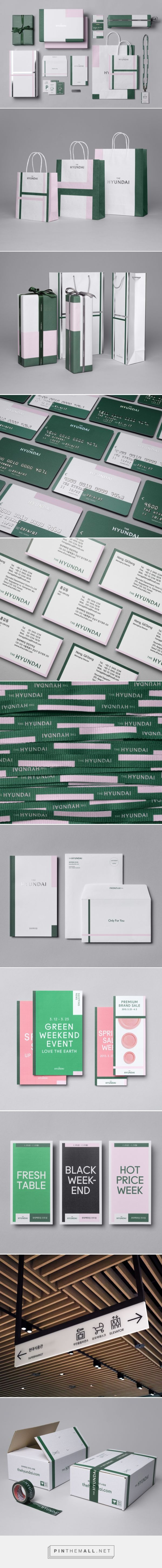 New Brand Identity for The Hyundai by Studio fnt — BP&O