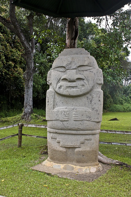 San Agustín Archaeological Park, Colombia