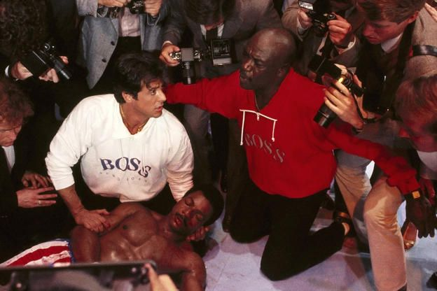 Tony Burton, who played Apollo Creed's trainer Duke in the Rockyfilms, died on Feb. 25.
