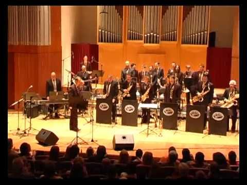 Isis Big Band - Chattanooga Choo Choo