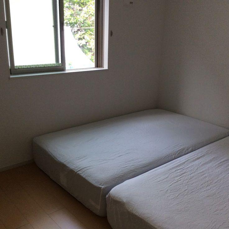 寝室初公開たったの5畳でもすっきり広々レイアウト なんにもいらない 寝室 寝室 レイアウト インテリアデザイン
