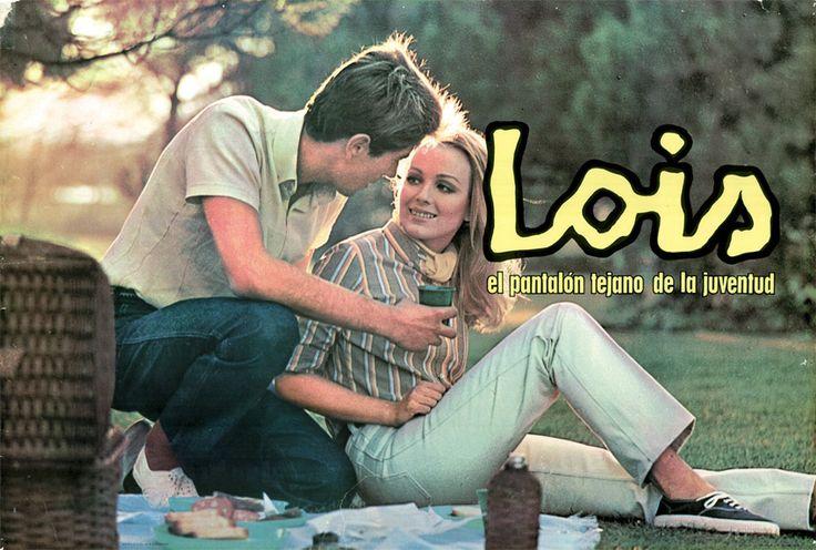 1966    'El pantalón tejano de la juventud'.
