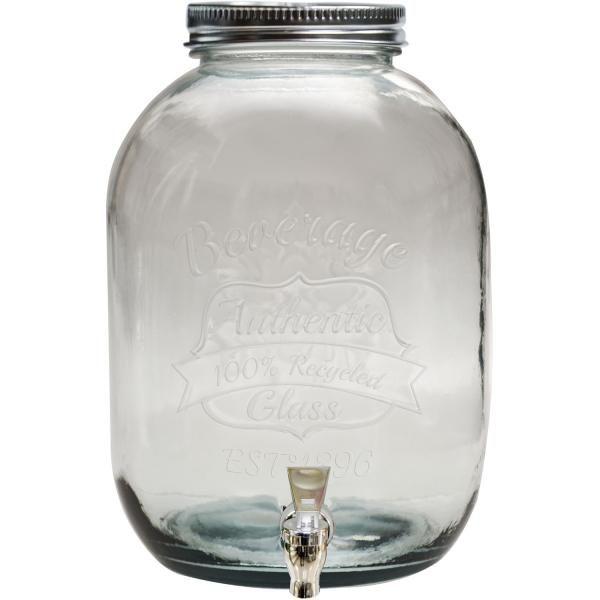 Limonádés üveg 12,5 liter