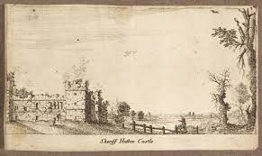 Image result for sheriff hutton castle
