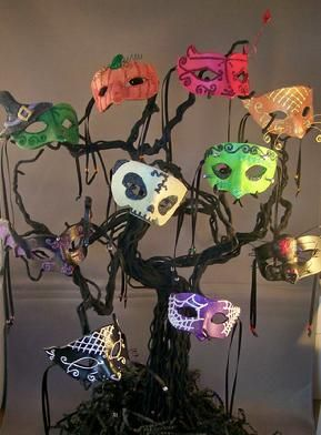 masquerade prom ideas/decorations | Exquisite Venetian Style Masks & Masquerade Gifts by Karnevàl