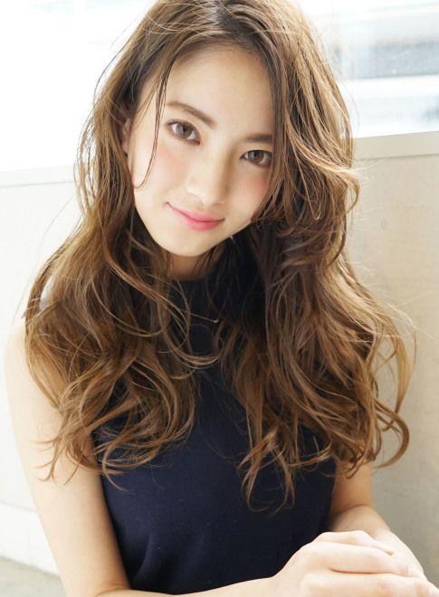 ウエットゆるボサウェーブ 【AFLOAT NAGOYA】 http://beautynavi.woman.excite.co.jp/salon/31257?pint ≪ #longhair #longstyle #longhairstyle #hairstyle ・ロング・ヘアスタイル・髪型・髪形≫