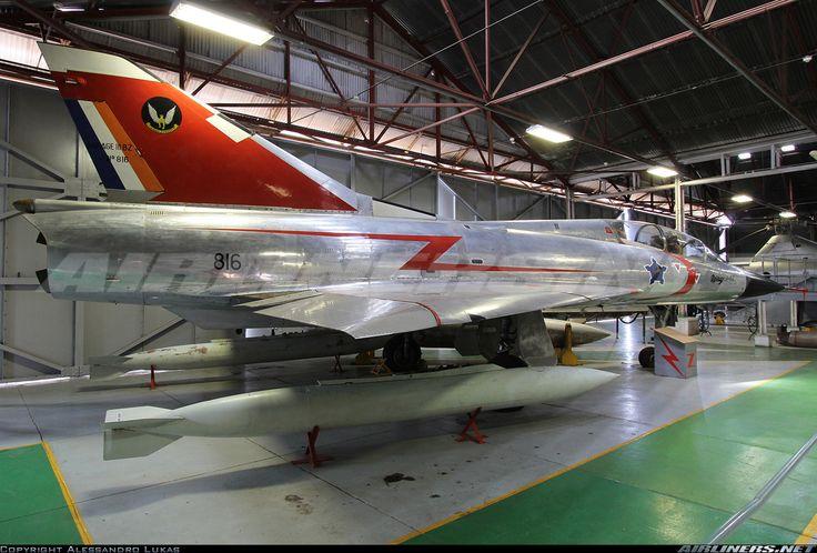 South African Air Force Dassault Mirage IIIBZ