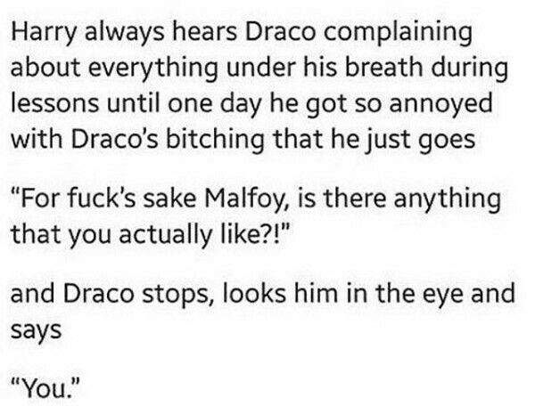 kay drarry feels