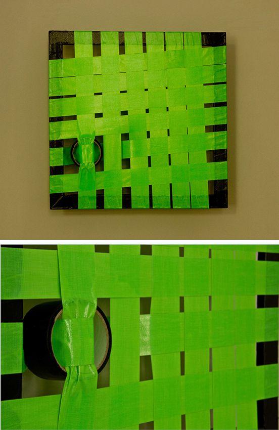 tape art mit gewebeklebeband von berliner tape artist ostap tape art die kunst mit dem. Black Bedroom Furniture Sets. Home Design Ideas