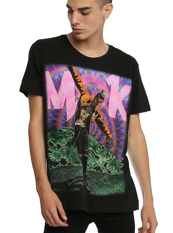 Machine Gun Kelly Psychedelic MGK T-Shirt,