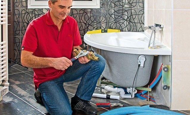 les 25 meilleures id es de la cat gorie plomberie sur. Black Bedroom Furniture Sets. Home Design Ideas