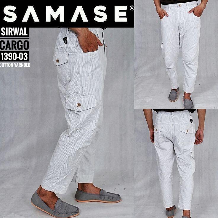 SAMASE SIRWAL CARGO 1390 Warna Putih