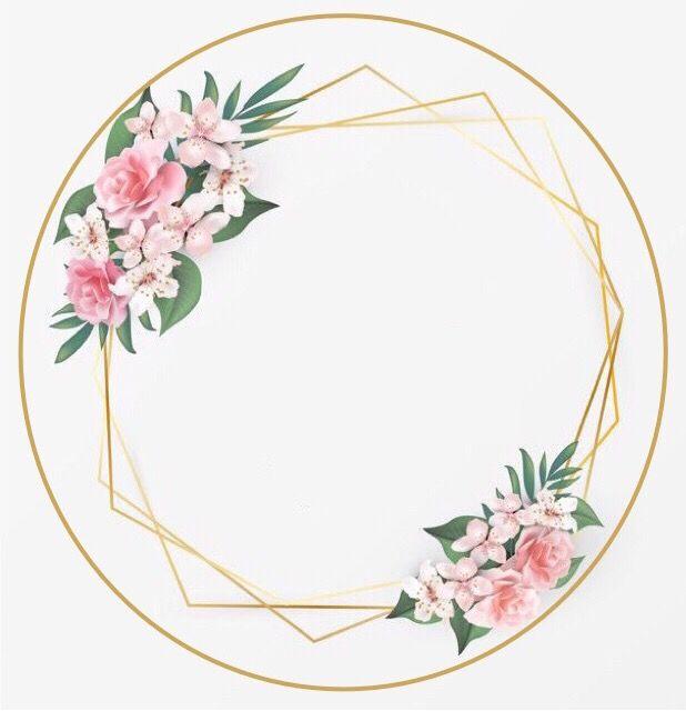 ثيم ثيمات اطار ورد Floral Monogram Letter Floral Monogram Floral Design