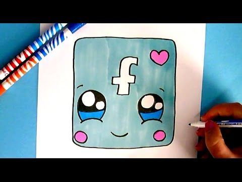 HOW TO DRAW A CARTOON SMARTPHONE STEP BY STEP - YouTube