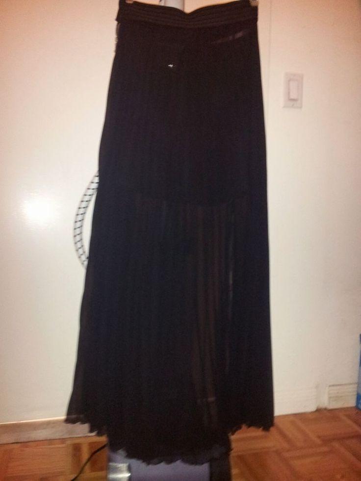 zara pleated maxi skirt zara maxi my ebay