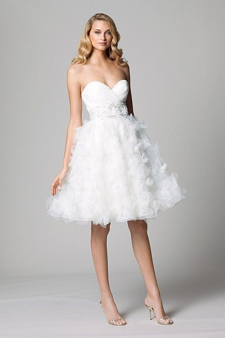 I Want This One Watters Wtoo Arabesque Gown Style