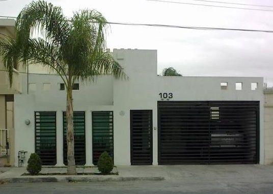 fotos-de-fachadas-de-casas-modernas-de-una-planta-con-reja.jpg (536×381)