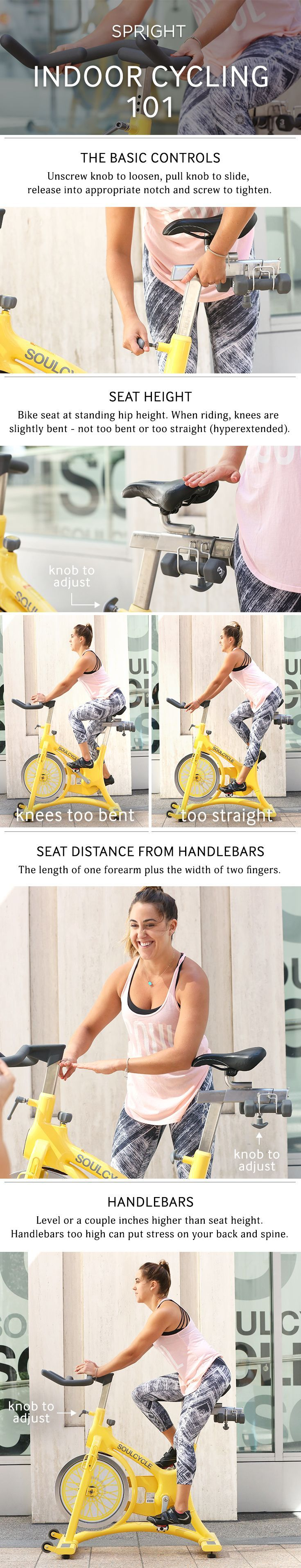 If you like these tips on Indoor Cycling check out this post at http://judy-isms.com/spin-class/.