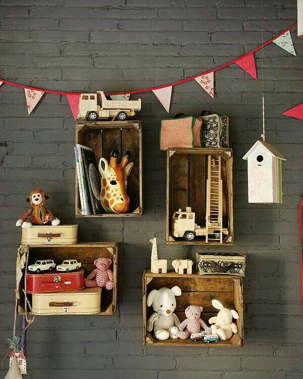 #kratjes #kratje #kist #dekistenkoning #kids #diy #kidsroom #boysroom #girlsroom #wood #hout