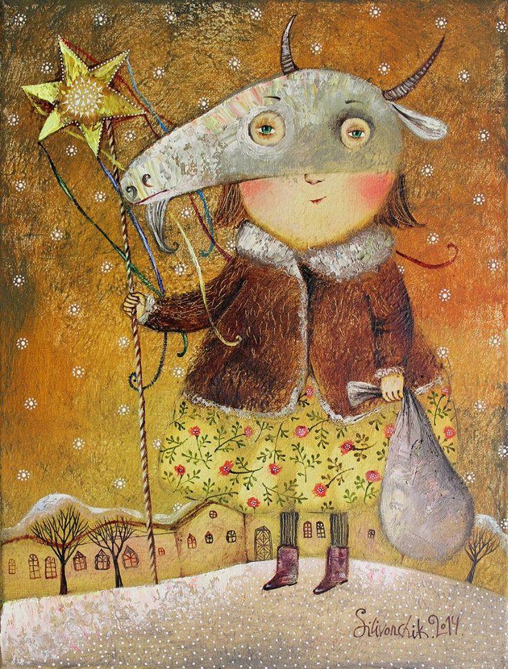 Коляда 2014 by Anna Silivonchik
