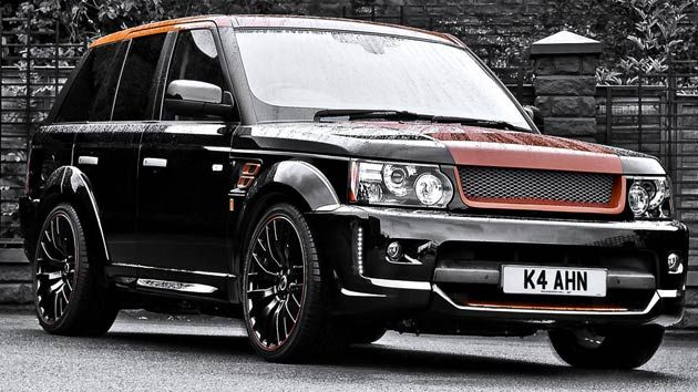 The UK-based tuner, Kahn Design, has revealed their new 3.0-litre RS300 SDV6 HSE Vesuvius Edition Range Rover, a true style icon.