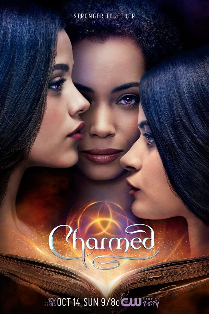 Charmed And All American Show Off New Season 1 Posters Charmed Tv Show Charmed Tv Charmed Season 1