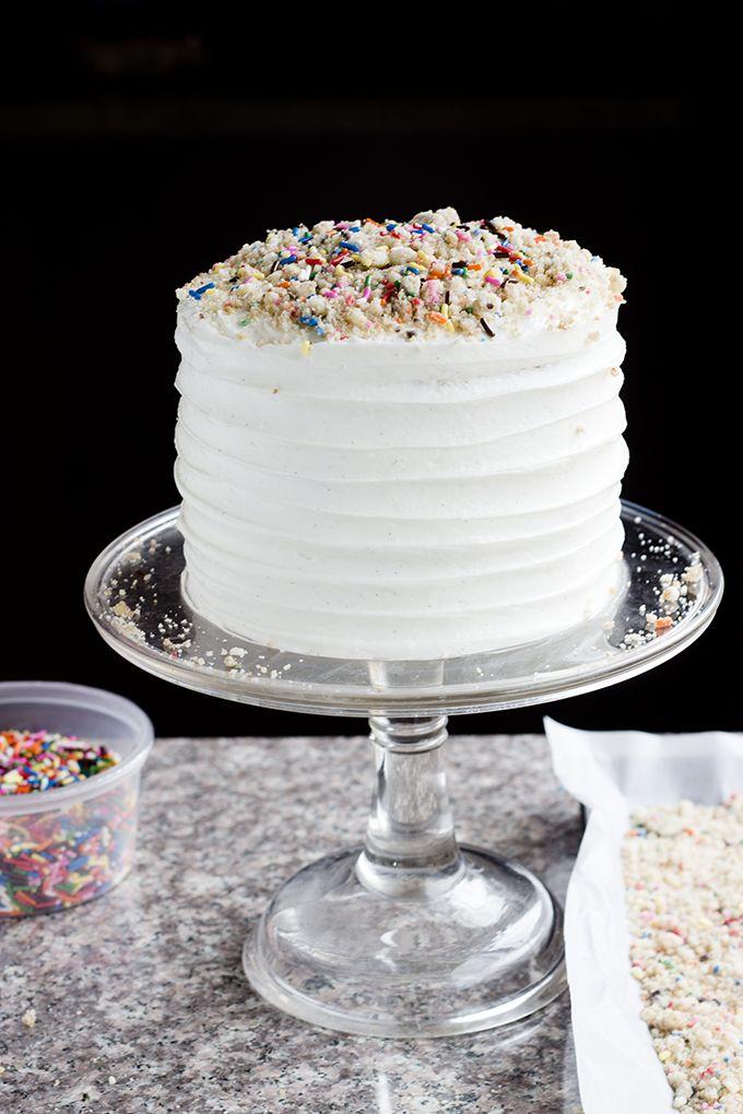 Momofuku Milk Bar Birthday Cake at Whisk Kid