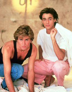 Wham!  How I cried when they split up!!