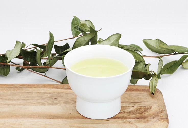 Organic Green Tea by Mongjungsan www.bonchoix.co.kr  유기농 녹차 차 중의 차 봉슈아