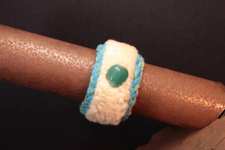 Dames armband Aqua Sheep