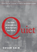 Quiet: The Power of Introverts in a World That Cant Stop Talking: Worth Reading, Books Worms, Books Worth, Susan Cain, Stop Talking, Introvert,  Hodometer, Reading Lists, Books Review