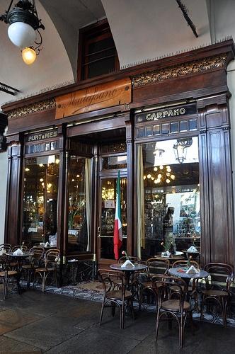 Caffe Mulassano in Turin