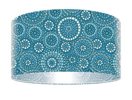 Stínidlo Blue Circles