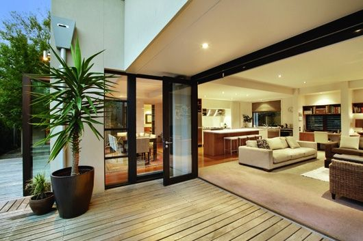 26 best images about bifold doors on pinterest for Modern house upgrades