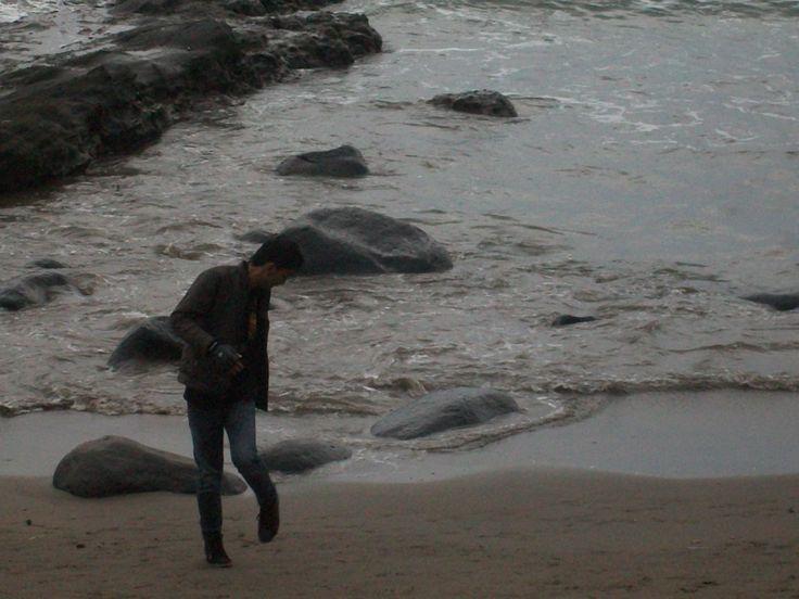bebas @ pantai pelabuhan ratu, sukabumi