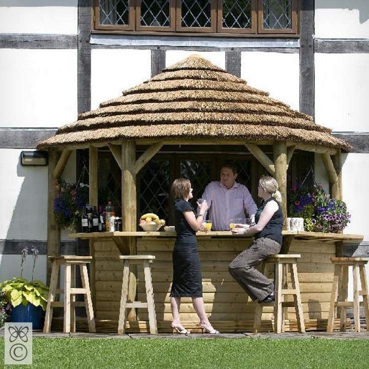 71 Best Thatch Roofing Amp Gazebos Images On Pinterest