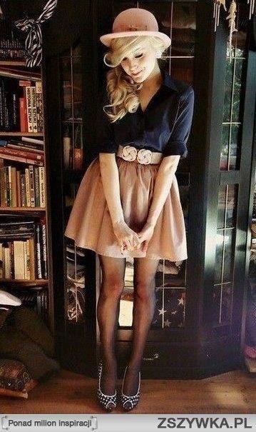 bardzo ładny outfit