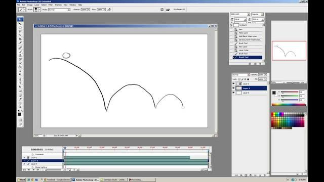 Photoshop Frame by Frame animation Tutorial by Maxwell. *written tutorial coming soon*